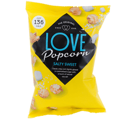 Salty Sweet Popcorn