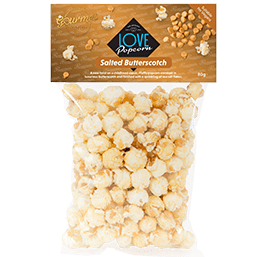Salted Butterscotch Gourmet Popcorn