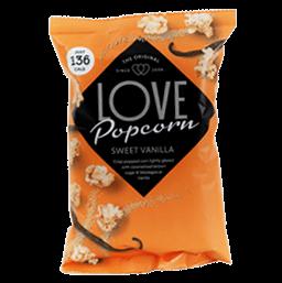 Sweet Vanilla Popcorn