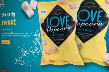 Love popcorn new website image