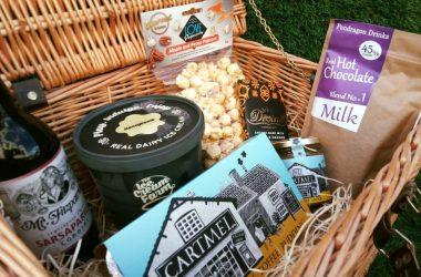 Lymefield Garden Centre gift box